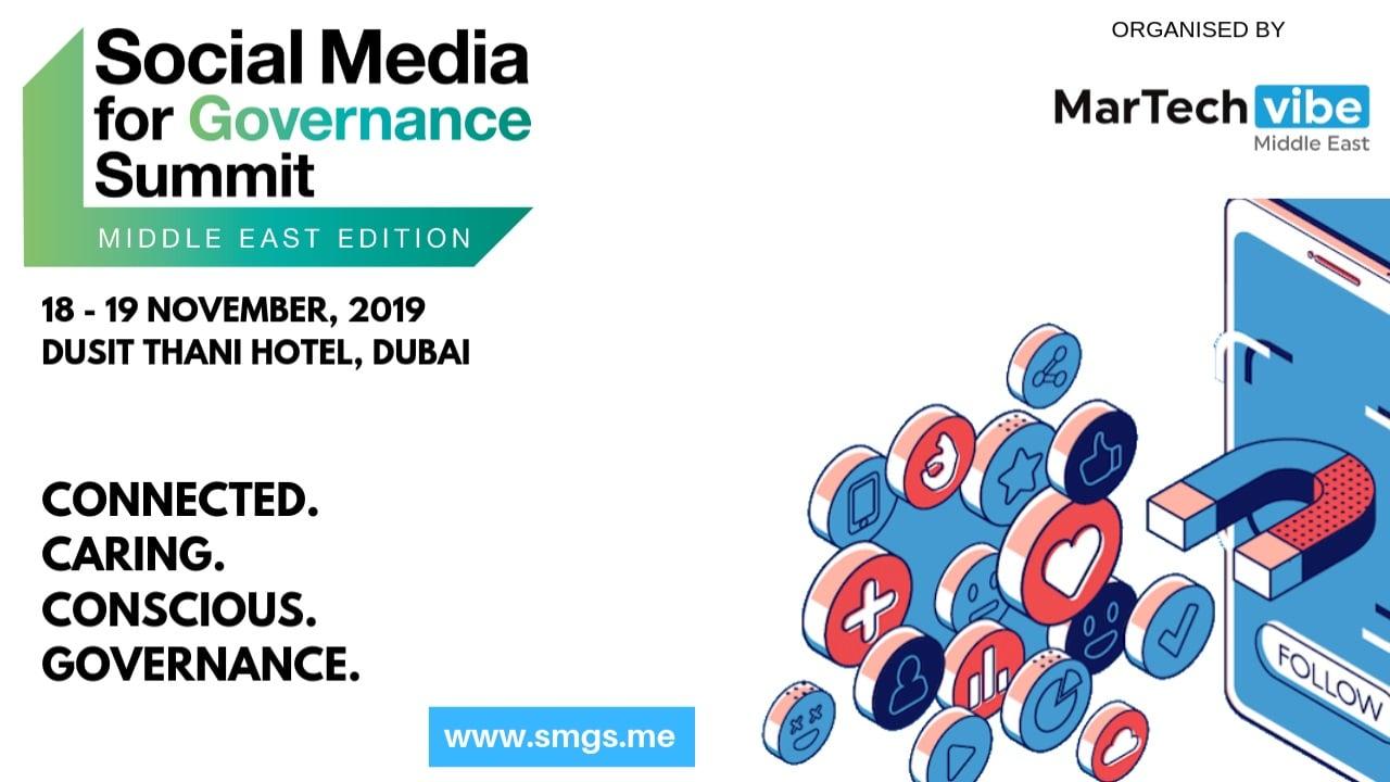 Social Media for Governance