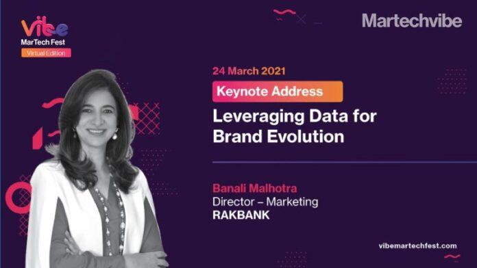 VMF 2021: Keynote Address: Leveraging Data for Brand Evolution